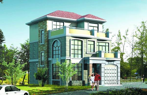 农村135平方房子设计图